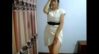 chinese teen selfie webcam show