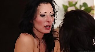 Zoey Holloway &amp_ Veronica Avlul - Squealing Smooching Squealing